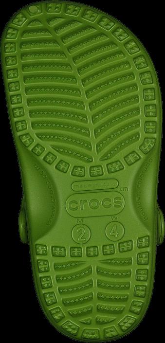 Crocs - Classic Kids Parrot Green