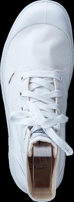 Palladium - Blanc Hi 154 White