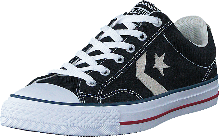 Converse - Star Player Ox Black/ Milk