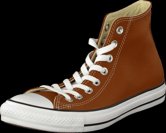 Converse - All star Leather Hi Auburn