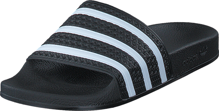 adidas Originals Adilette Black 1/White/Black 1