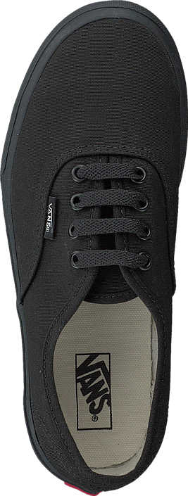 Vans - Authentic Blk/Blk