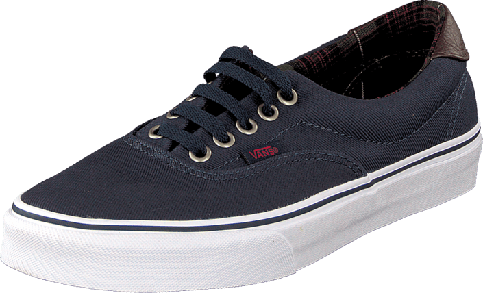 Vans - Era 59 (Plaid) Dress Blues