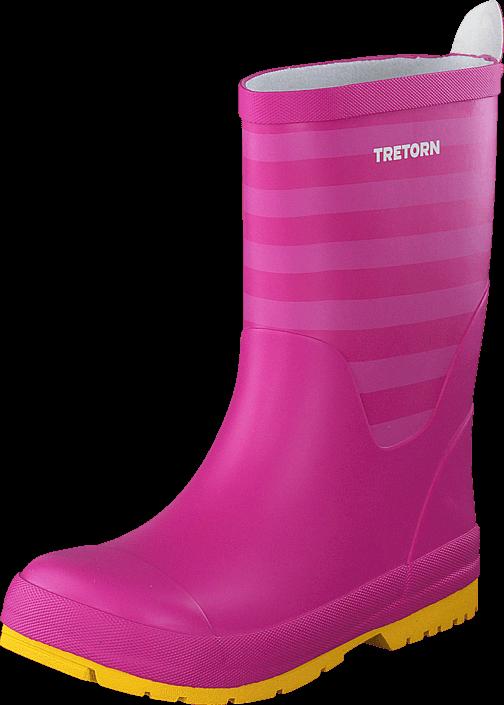 Tretorn Gränna Fuchsia/Pink