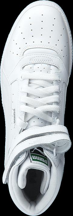 Puma - Sky II Hi White-White