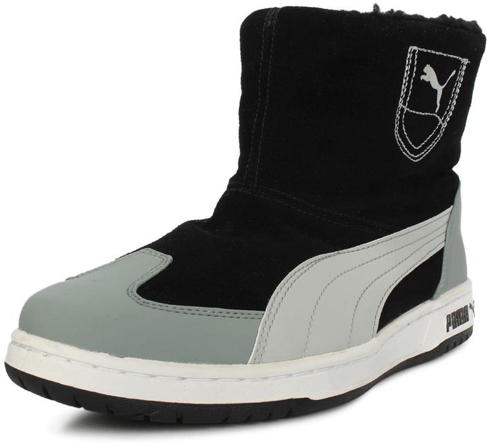 Puma - Contest Suede Boot Jr