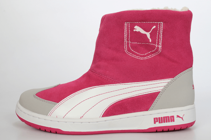 Puma - Contest Suede Boot Jr