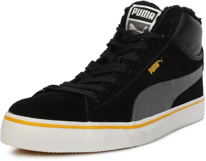Puma - Mid Vulc Fur Jr