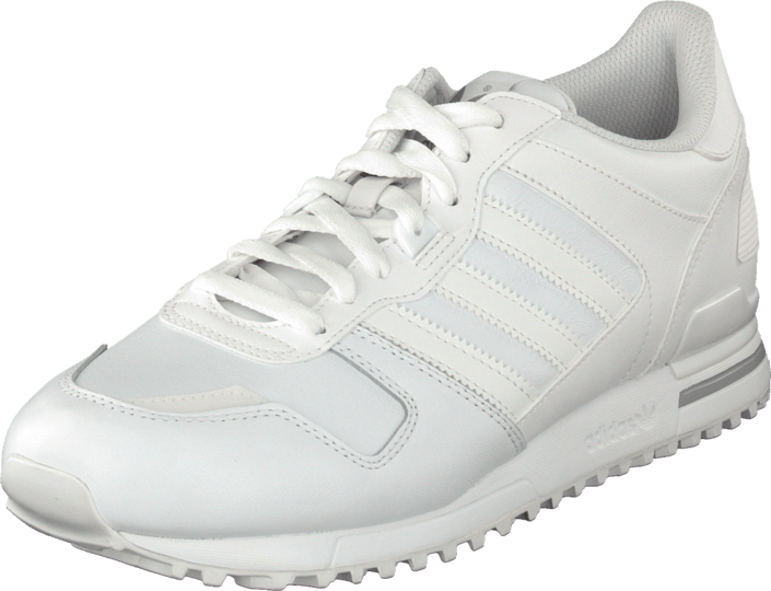 adidas Originals - Zx 700 White/Aluminum