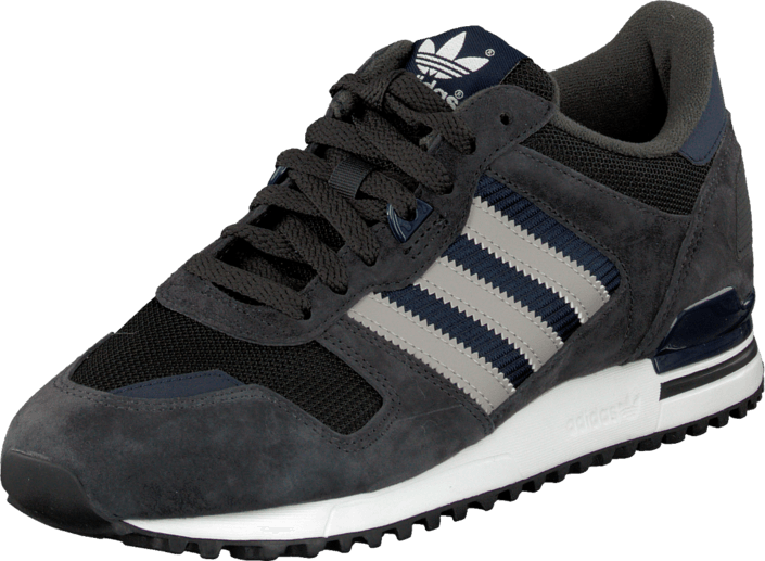 adidas originals zx 700 carbon grå