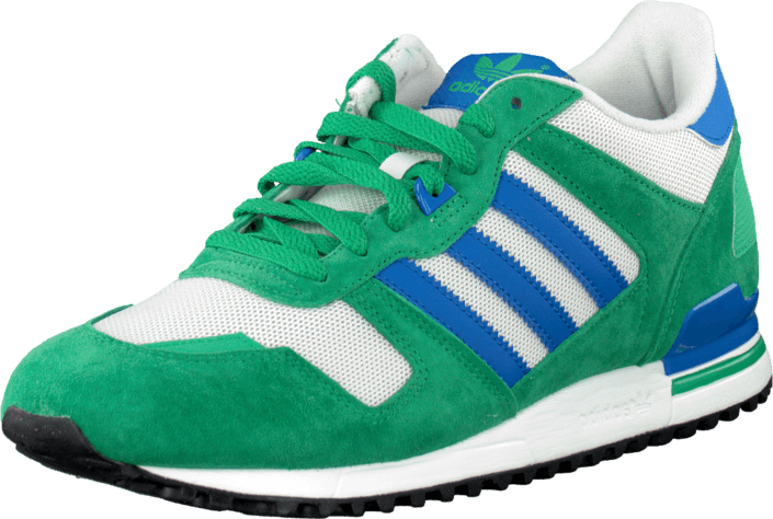 adidas Originals - Zx 700 Surf Green/Bluebird/White