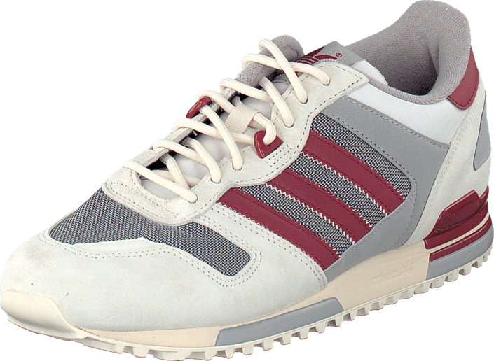 adidas Originals - Zx 700 Off White/Rust Red/Solid Grey