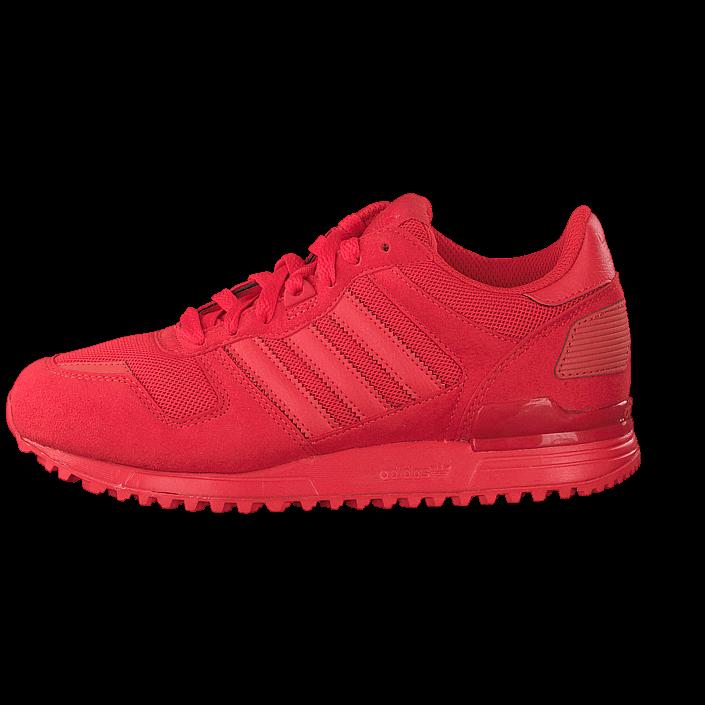 röda adidas skor