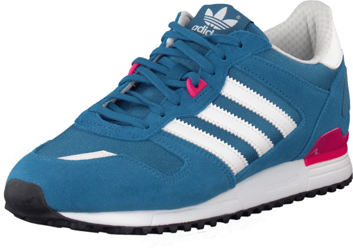 adidas Originals - Zx 700 W Hero Blue/White/Solar Pink
