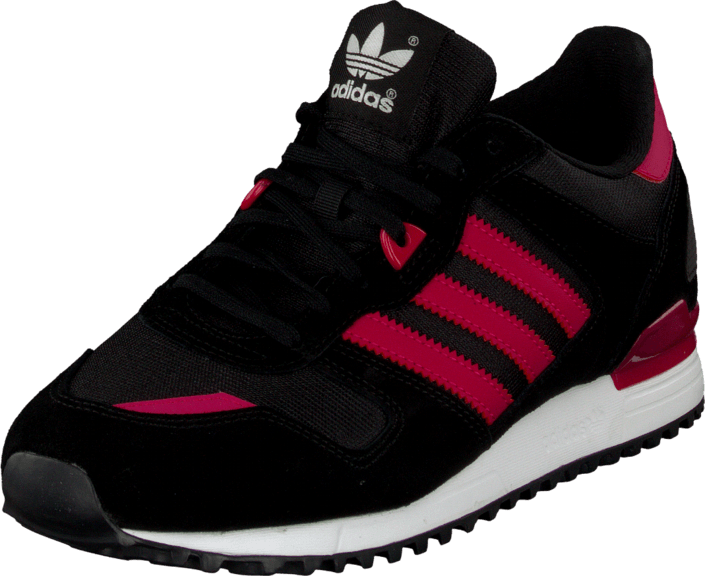 adidas Originals - Zx 700 W Core Black/Bold Pink/White