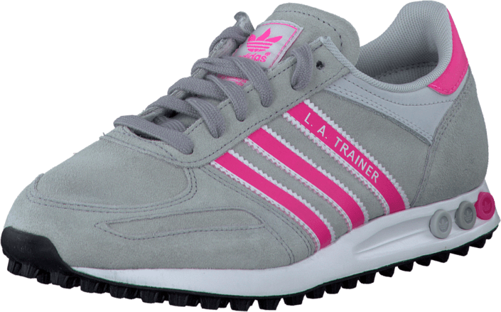 adidas Originals - La Trainer W Light Onix/Pink/Clear Grey