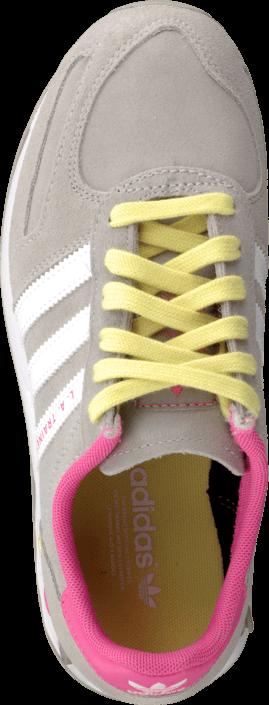 adidas Originals - La Trainer W Mgh Solid Grey/White/Pink