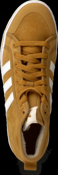 adidas Originals Honey Stripes Mid W Mesa/Chalk White/Ftwr White