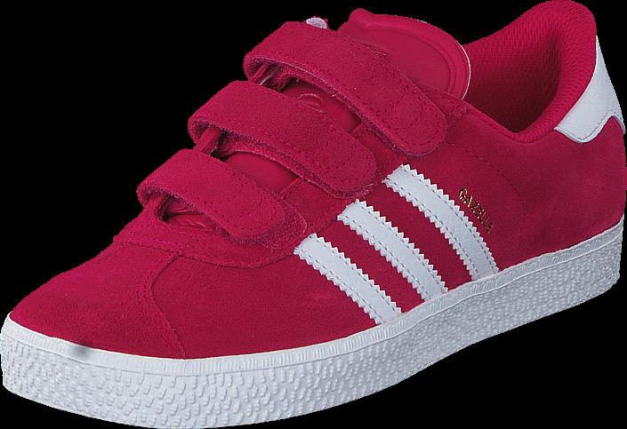 adidas Originals - Gazelle 2 Cf C Bold Pink/White/Ftwr White