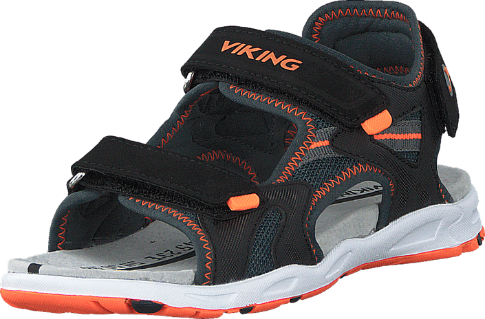 Viking - Anchor Black/Orange