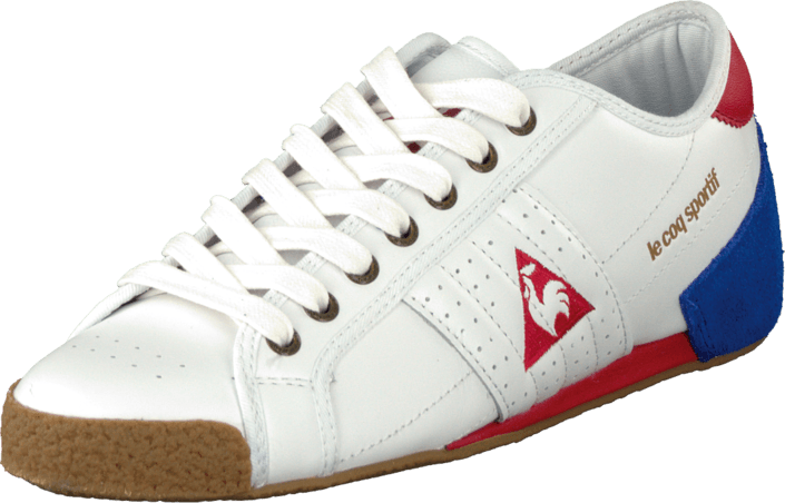 Le Coq Sportif - Escrime Bright White New