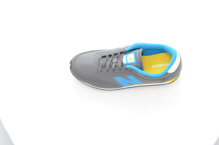 New Balance - U410MGBY Grey/Yellow/Turquoise