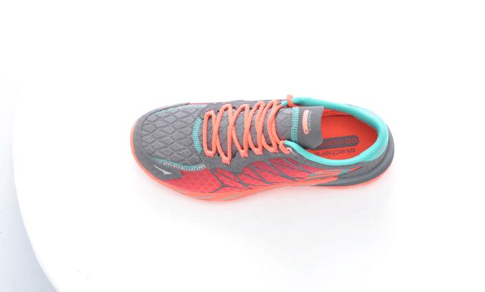 Skechers - Gorun 2 Charcoal/Coral