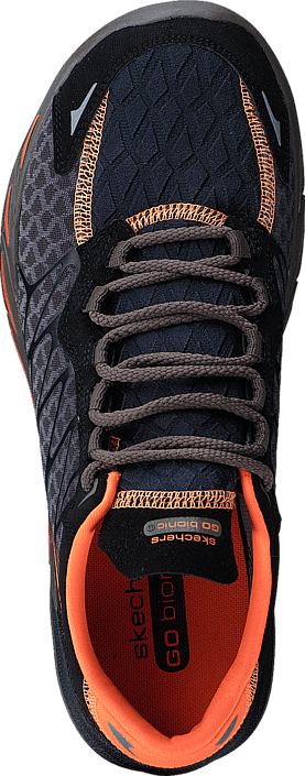Skechers - Gorun Bionic Trail Black/Orange