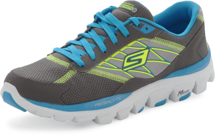 Skechers - Gorun Ride 2 Charcoal/Turquise