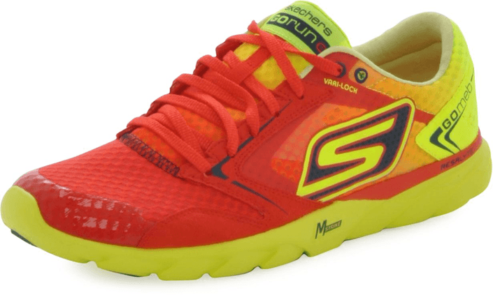 Skechers - Gorun Speed Red/Lime