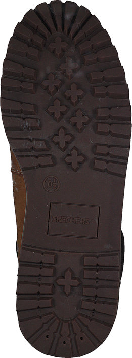 Skechers Sergents Verdict Wheat Tan