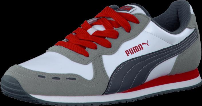 Puma - Cabana Racer Sl Jr Gray/Wht