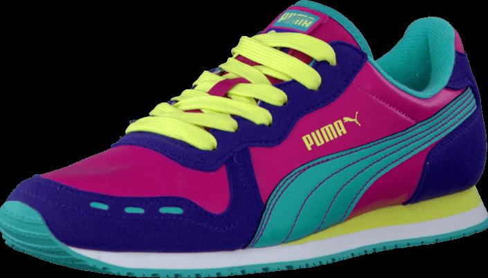 Puma - Cabana Racer Sl Jr Violet/Purple