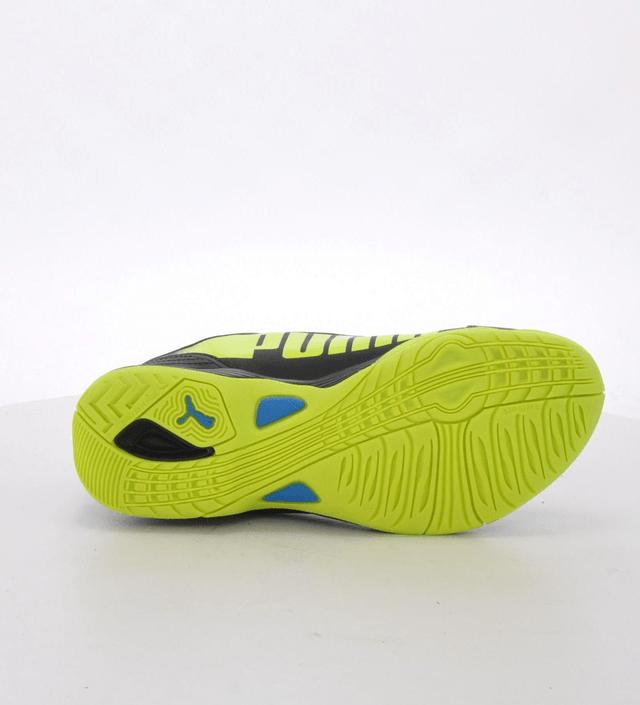 Puma - Evospeed Indoor 5.2 Jr Blk/Yellow