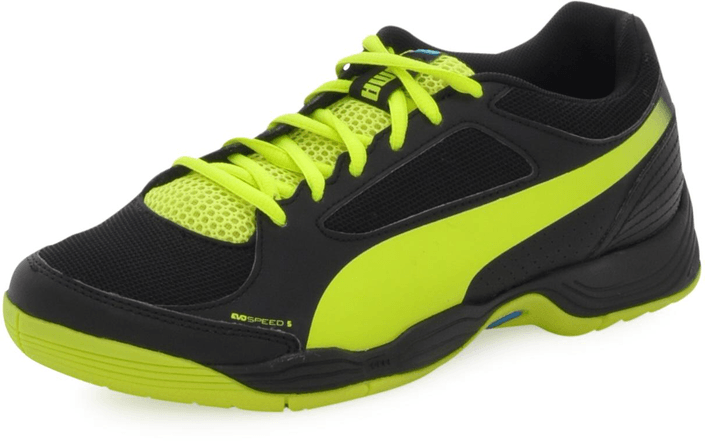 Puma - Evospeed Indoor 5.2 Jr Blk/Yellow