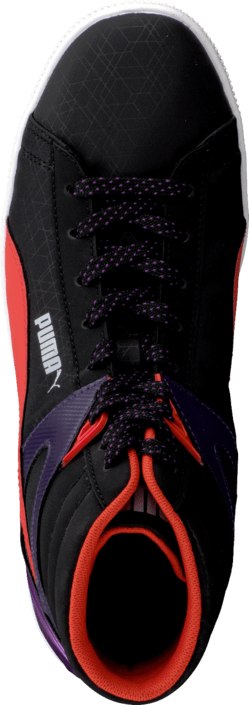 Puma - Future Glyde Lite Mid Wn'S Blk/Red
