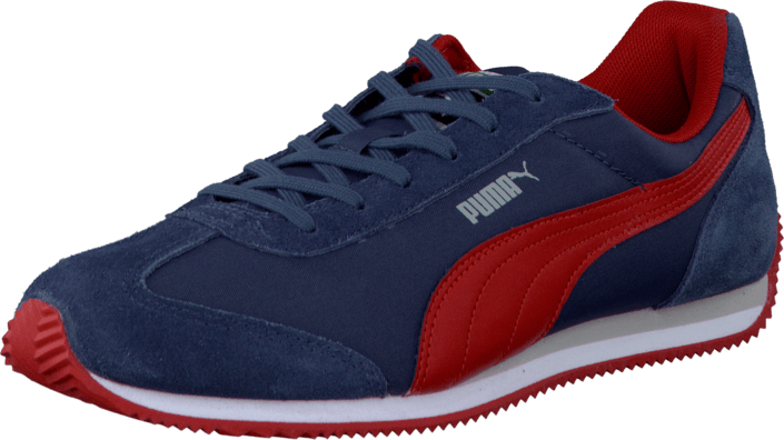 Puma - Rio Speed Nylon Jr Dark Denim