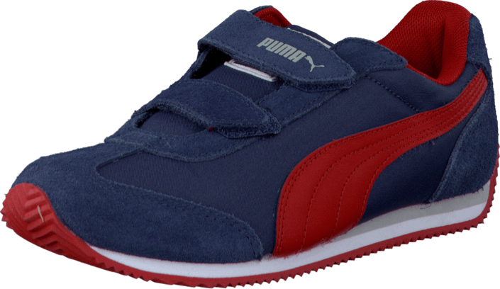 Puma - Rio Speed Nylon V Kids Dark Denim