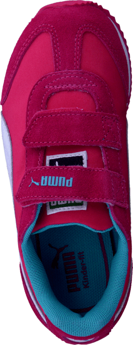 Puma - Rio Speed Nylon V Kids Pink
