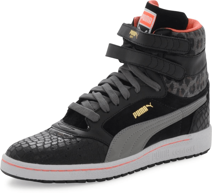 Puma - Sky II Hi Animal Wn'S Black