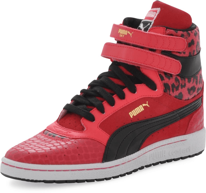 Puma - Sky II Hi Animal Wn'S Pink