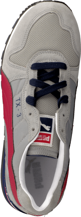 Puma - Tx-3 Gray/Red