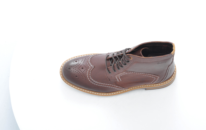 Clarks - Darby Top Chestnut