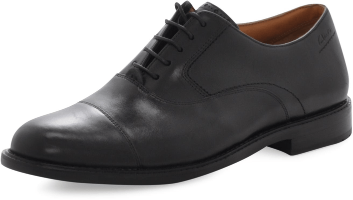 Clarks - Dorset Boss Black