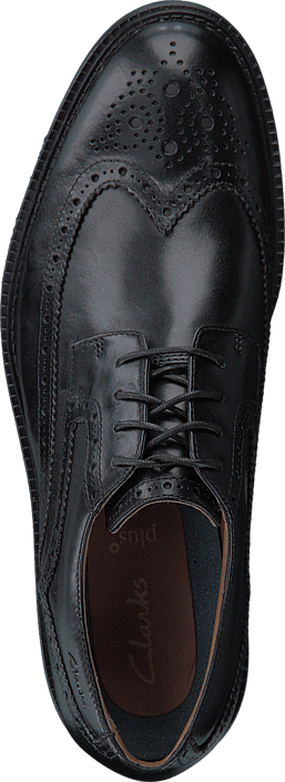 Clarks - Dorset Limit Black