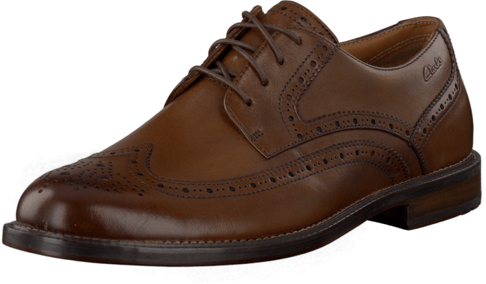 Clarks - Dorset Limit Brown