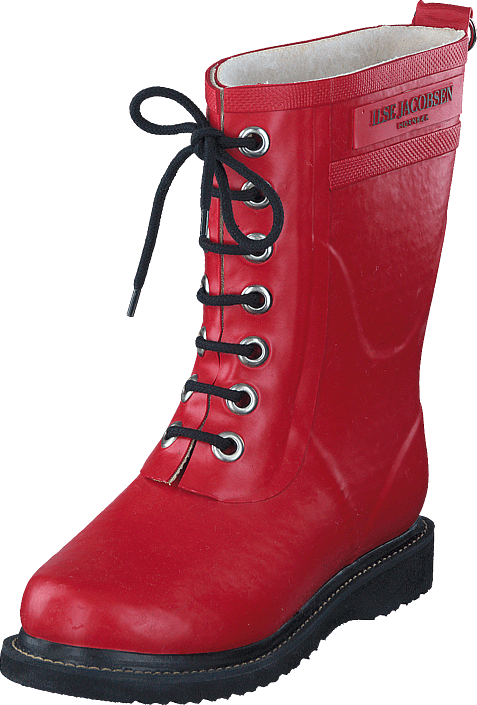 Ilse Jacobsen - Kids Rubberboot Red
