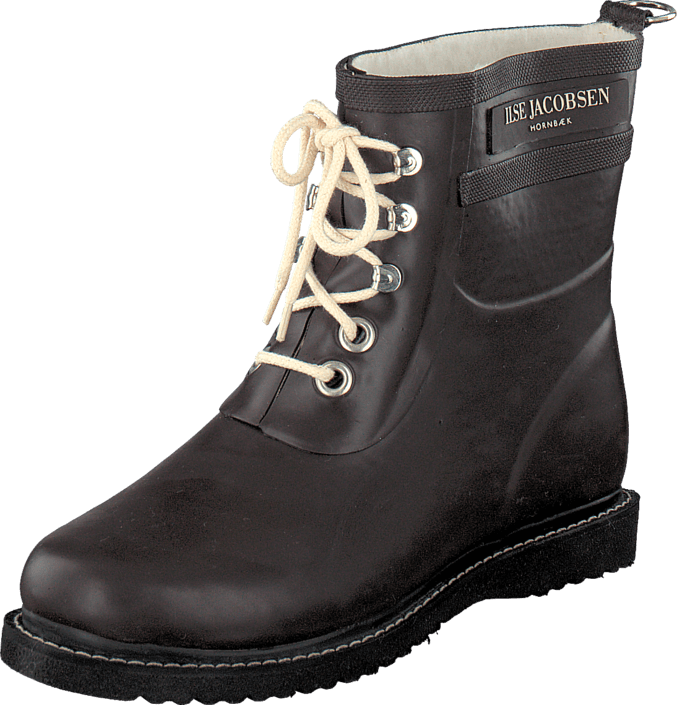 Ilse Jacobsen - Short Rubberboot Brown