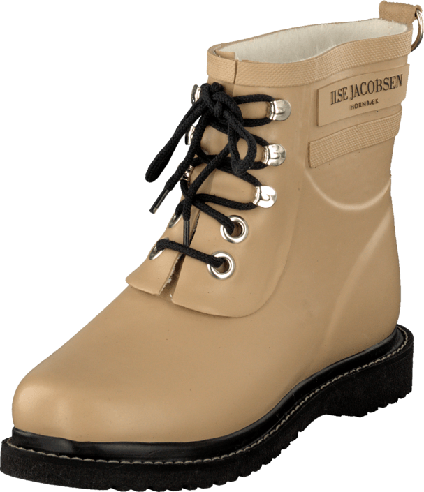 Ilse Jacobsen - Short Rubberboot Camel