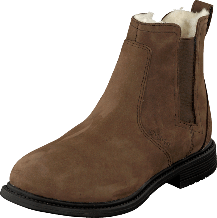 Emma - Boots 418-0003 Brown